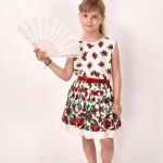 Bianca Gabriela Costic, 5 ani