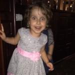 Anastasia Froicu, 4 ani