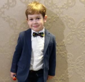 Stefan Vasilache, 4 ani