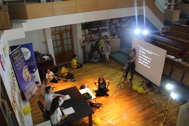 studio de filmat