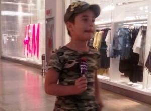 Piticu Razvan, 8 ani