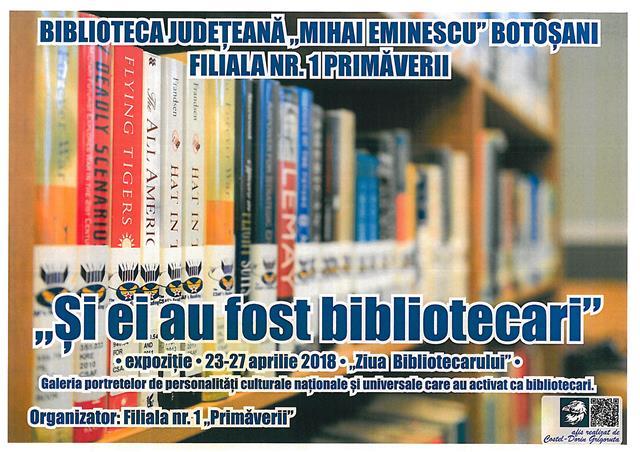 AFIS Ziua Bibliotecarului F1