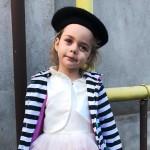 Ingrid-Sophia Anghel, 4,9 ani