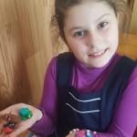 Giulia Alexandra Bora, 9 ani