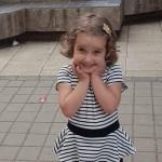 Anastasia Froicu, 5 ani