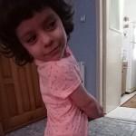 Georgiana Sofia iriciuc, 3,7 ani