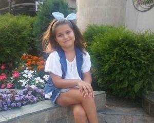 Miruna Lupan, 8 ani