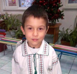 Corduneanu SIlviu, 6 ani