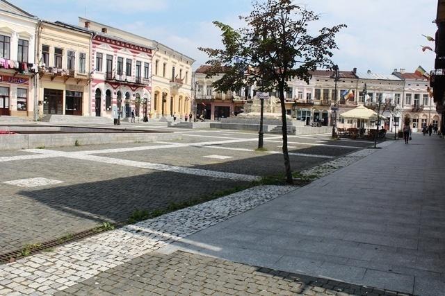 centrulș vechi