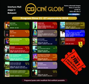 Program_CineGlobe_BOTOSANI