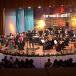 Botoșănenii impresionați de orchestra botoșăneană la concertul de anul nou. Vezi cum a uimit o profesoară cu gândul ei!