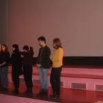 Scurtmetraj realizat de o adolescentă, la Cinema Unirea