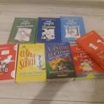 Trei cărţi pe săptămână. Carti pe care nu trebuie sa le ratezi in copilarie!