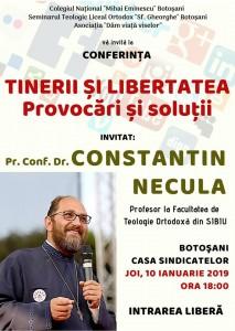 conferinta preot constnatin necula