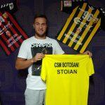 CSM BOTOSANI continua campania de transferuri. Stoian Silvian a semnat pe 3 ani!