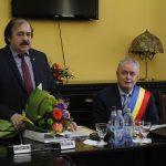 Nicolae Botgros a primit diploma de cetățean de onoare al municipiului Botoșani. Vezi VIDEO!