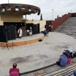 Copiii, așteptați la Amfiteatrul Cornișa, pentru spectacolele teatrului Vasilache