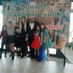 Copii din Botosani, premiați la un festival de muzică din Vaslui