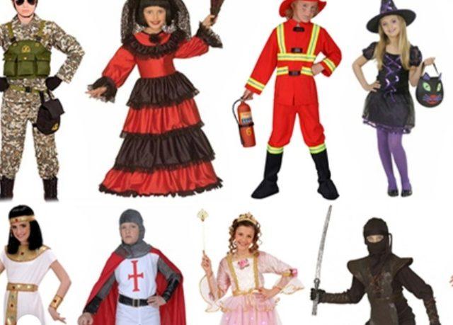 Trenduri de Halloween. Anul asta se poarte costumații în perechi!