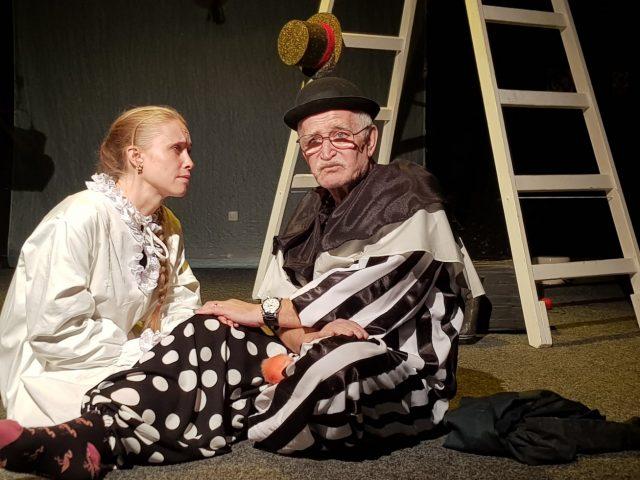 Spectacol-premieră la Teatrul Vasilache