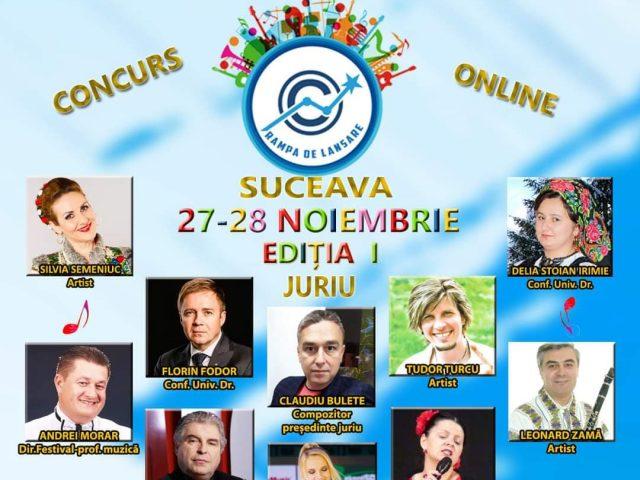 O copilă din Botoșani, laureată la un festival online, aflat la prima ediție!