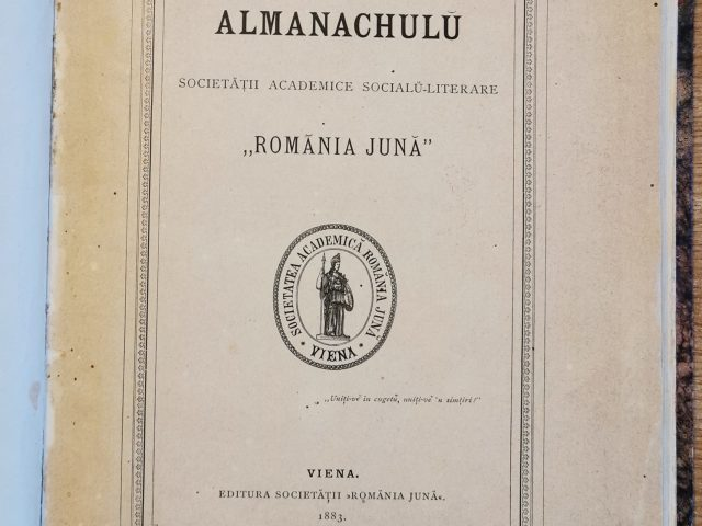 """Document de valoare deținut de Biblioteca Mihai Eminescu. Vezi când a fost publicat prima dată poemul """"Luceafărul"""""""