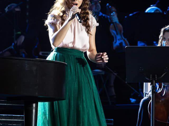 Concert cu Laura Bretan, la Parcul Cornișa