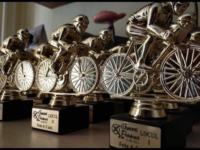 Copiii din Galați, la întrecere cu bicicletele. Corespondentul Buzz ne aduce detalii!