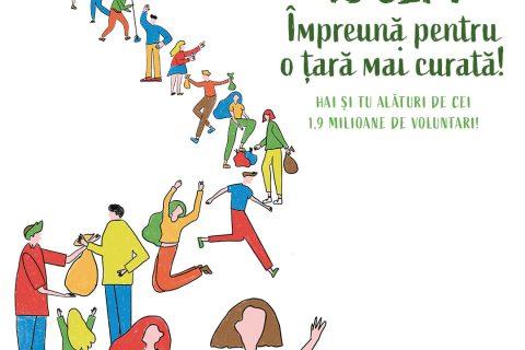 """""""Let's Do It, Romania!"""", suspendată la Botoșani"""